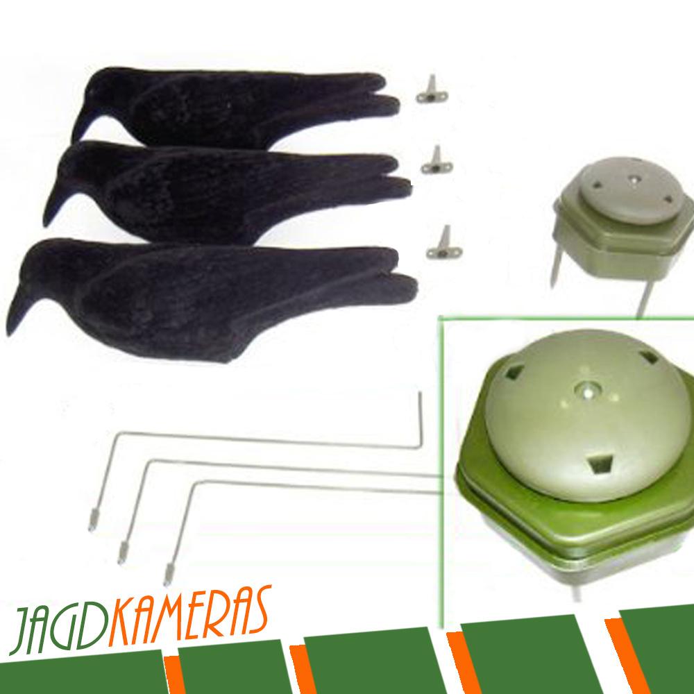 waidjagd kr henmagnet kr henkarussell mit motor tragebeutel. Black Bedroom Furniture Sets. Home Design Ideas