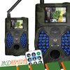 WAIDJAGD Wildbayer 12MP Wildkamera  MMS/ GPRS